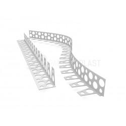 Narożnik PVC łukowy - 3m