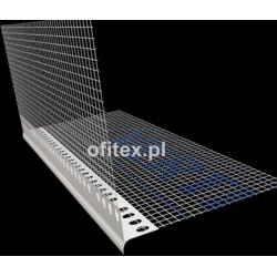 Listwa PCV okapnikowa - 2,5m