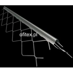 Profil stalowy do mokrych tynków - 2,5m